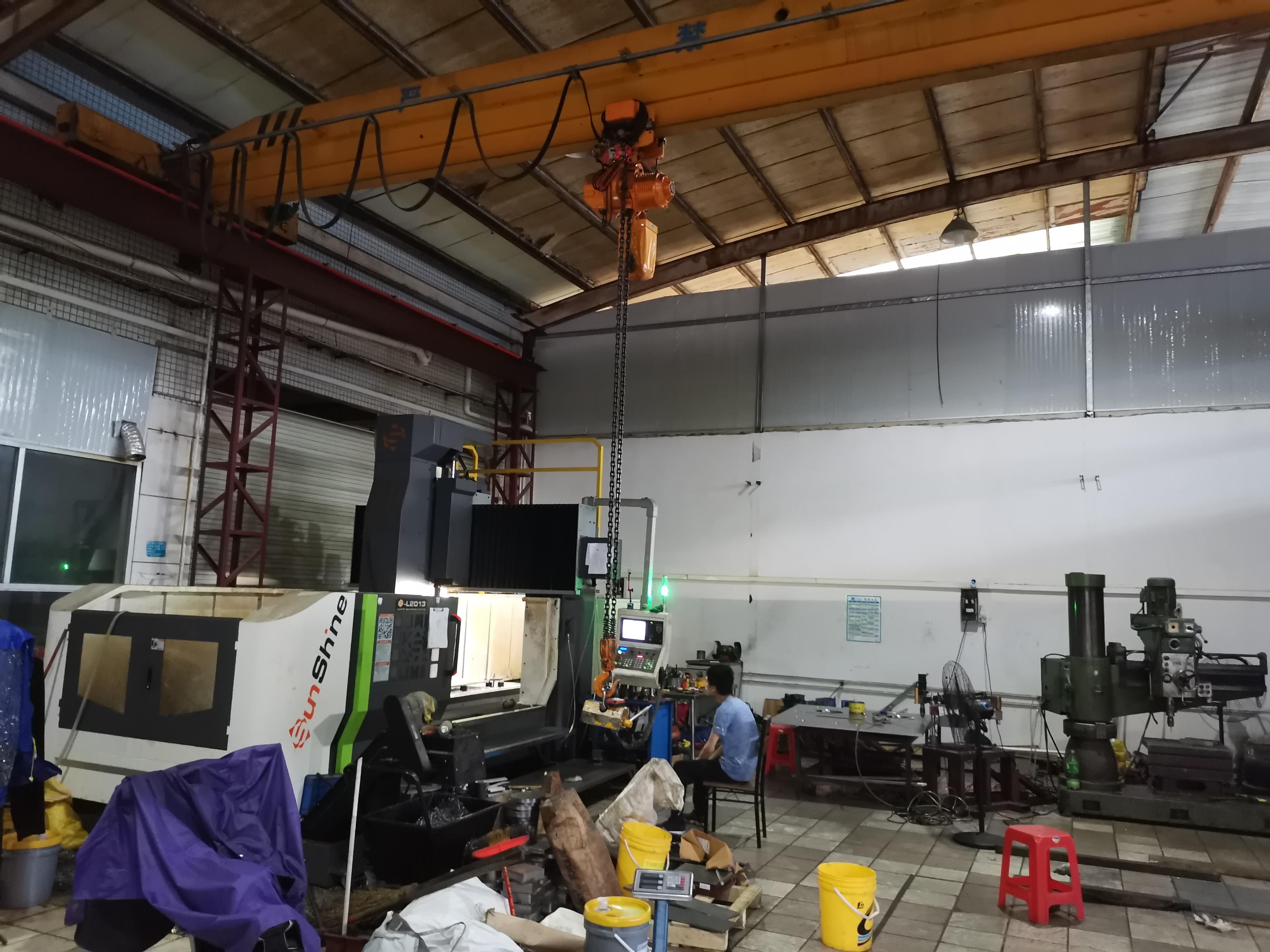 2米龙门加工中心对外加工